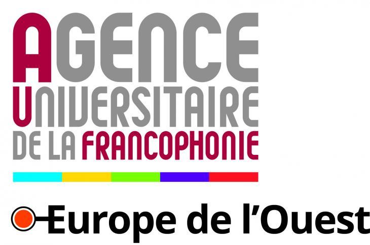 logo de l'AUF Europe de l'Ouest