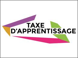 image texte taxe d'apprentissage 2021