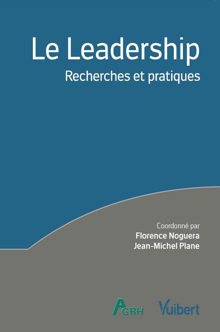 couverture du livre Leadership, Recherches et pratiques